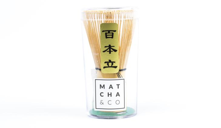 Chasen Bambus Schneebesen (100 Sticks) 4