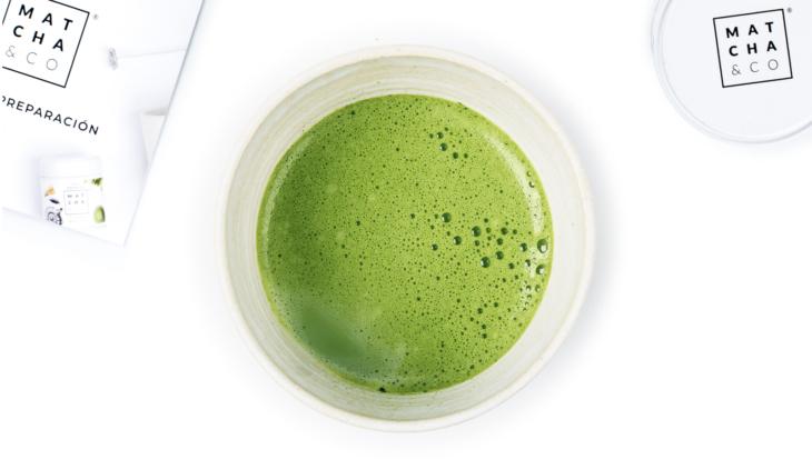 100% Bio Matcha Tee 3